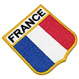 BEIN009T France Shield...image