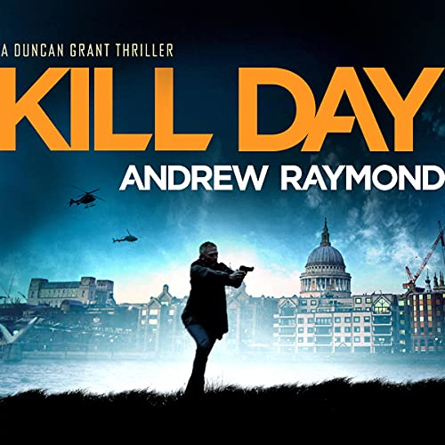 Kill Day cover art