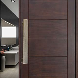 Atom 10 inches Steel Pull Handle   Brass Antique Finish   Door Handle   Office Cabinet Wardrobe Furniture Kitchen Drawer P...
