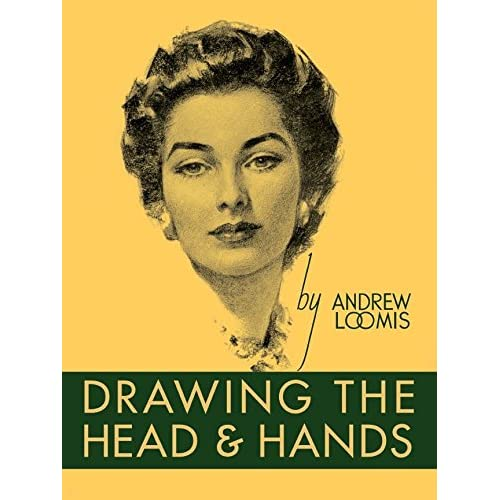 Drawing The Head And Hands Andrew Loomis 8601200410211 Amazon Com