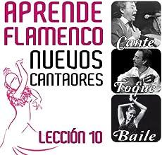 Aprende Flamenco. Nuevos Cantaores. Lección 10