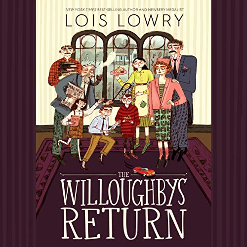The Willoughbys Return  By  cover art