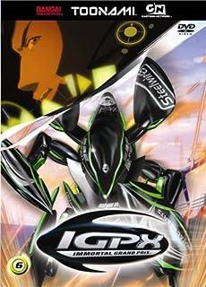 Igpx 6: Toonami Edition [DVD] [Import]