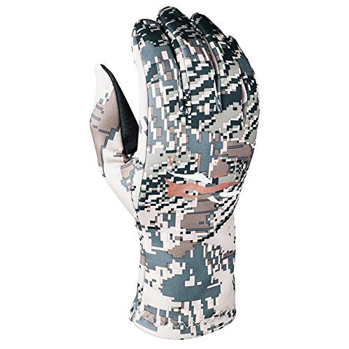 SITKA Gear Men's Hunting Cold Weather Camouflage Traverse Glove, Optifade Open Country, Medium