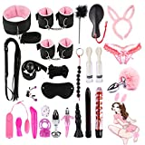 Adult Fun-26Pcs/Set Yoga Sport Set Cosplay Game Play Toy for Couple Kits