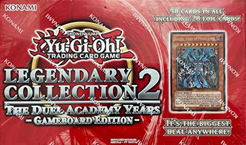 Yu-Gi-Oh! KONLC2, gioco di società Legendary Collection 2