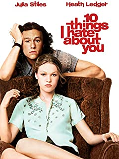 10 Things I Hate About You (B01B5FS9RY) | Amazon price tracker / tracking, Amazon price history charts, Amazon price watches, Amazon price drop alerts