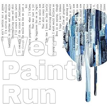 Wet Paint Run