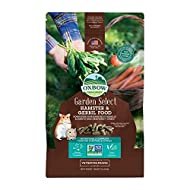 Oxbow Animal Health Garden Select Hamster And Gerbil Food, Garden-Inspired Recipe for Hamsters And Gerbils, Non-GMO, Made In The USA, 1.5 Pound Bag