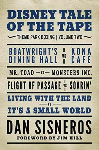 Disney Tale of the Tape: Theme Park Boxing (Volume 2) (English Edition)