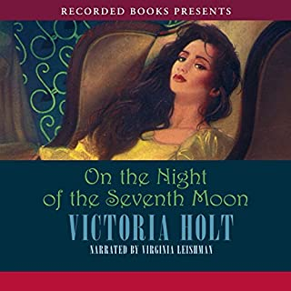 On the Night of the Seventh Moon audiobook cover art