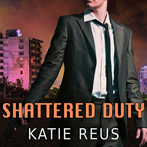 Shattered Duty audiobook cover art
