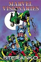 Marvel Visionaries Jim Steranko TPB