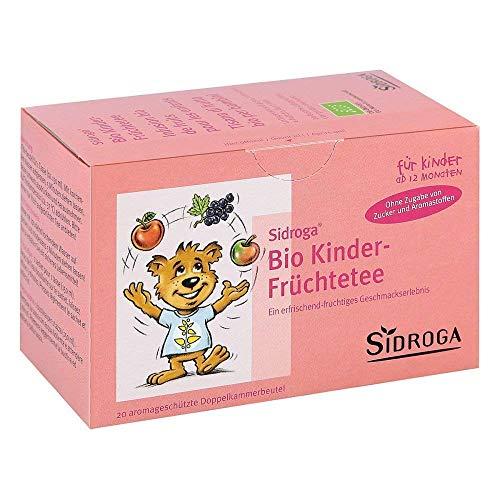 Sidroga Bio Kinder-frücht 20X1.5 g