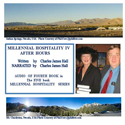 Millennial Hospitality IV: After Hours audiobook cover art