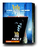 XIII tomes 4, 5, 6 - 2 albums + 1 gratuit - Dargaud - 17/02/2001