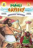 Homer's Odyssey - Graphic Novel: Odysseus' Revenge - Colored Edition (English Edition)