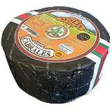 Queso Cabrales Denominación de Origen Protegida - Peso Aproximado 2,5 kilos - Elaborado con Leche Cruda de Vaca - Queso Galardonado en varias ediciones con el premio World Cheese Award - Queso Azul