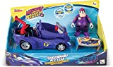 IMC Toys Disney - Vehículo transformable (16 cm)