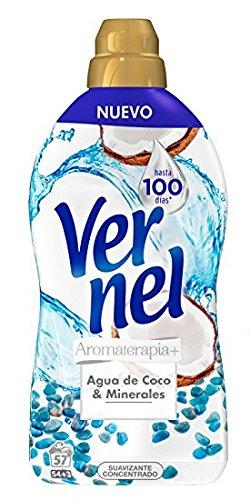 Vernel Weichspüler Wasser von Coco und Mineralien 54+ 3Wäschen Gratis