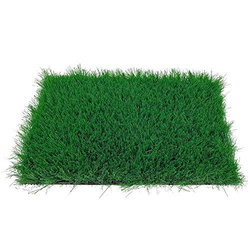 ゴルフ練習マットリアル人工芝で作られたアプローチングターフ草丈50mmラフ用人工芝ゴルフマット室内アプローチ