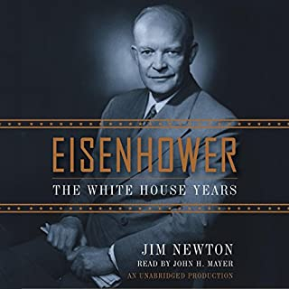 Eisenhower audiobook cover art
