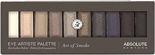 (3 Pack) ABSOLUTE Eye Artiste Palette - Art of Smoke (並行輸入品)
