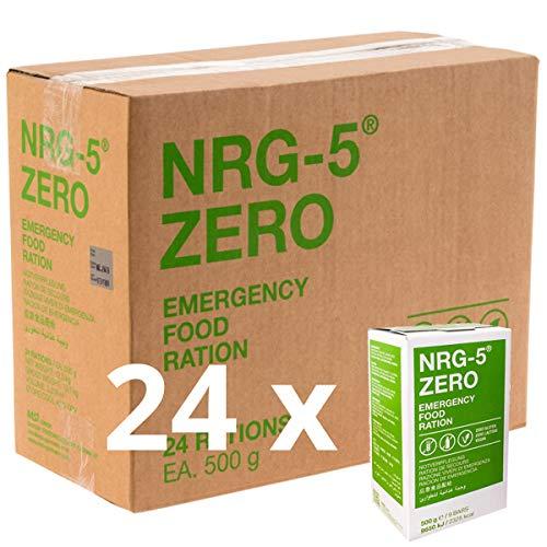 WoC 24x NRG-5 ZERO Glutenfrei Survival Bild