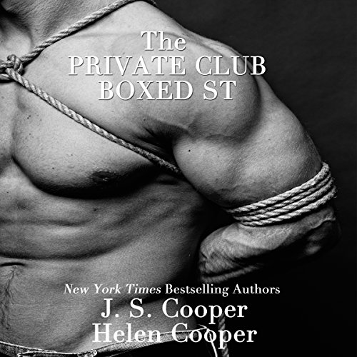 The Private Club Boxed Set audiobook cover art