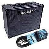 Blackstar ID Core 40 V3 - Amplificatore stereo per chitarra + cavo Keepdrum...