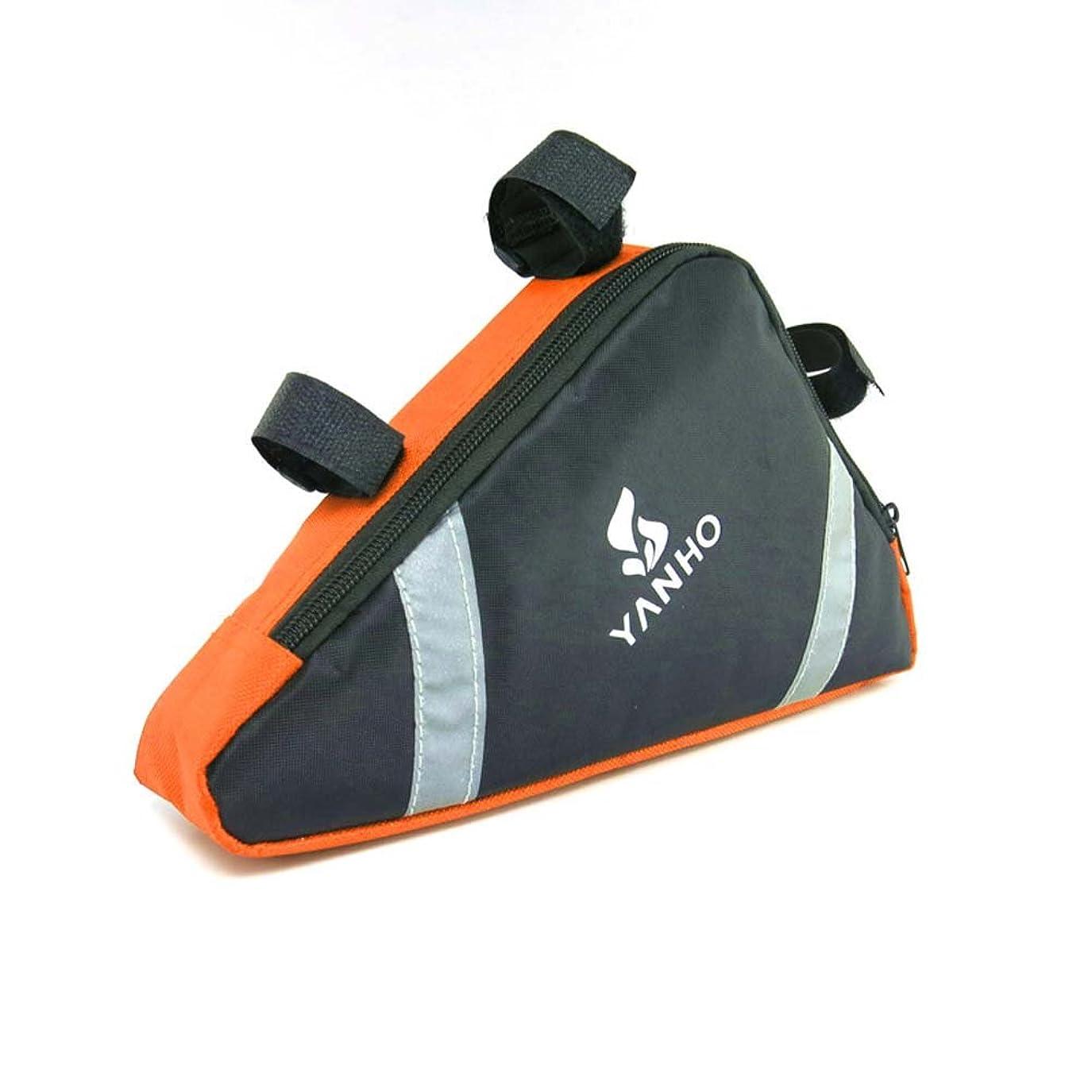 思い出す航空便可能にするweyunスポーツアウトドアバイクフレームストレージバッグ自転車トップチューブトライアングルバッグポーチ、自転車、シート下トップチューブバッグサイクリング
