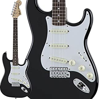 Fender Traditional 70s Stratocaster (Black/Rosewood) [Made in Japan] (Japan Import)