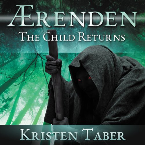 Aerenden: The Child Returns audiobook cover art