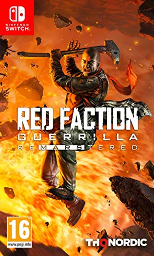 Red Faction Guerrilla - ReMarsTered - - Nintendo Switch