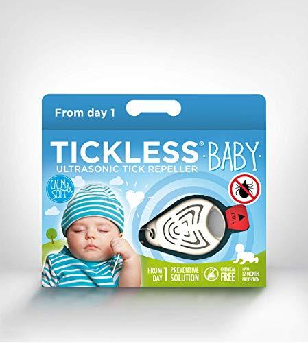 Tickless Baby Zeckenschutz für Kinder - Beige