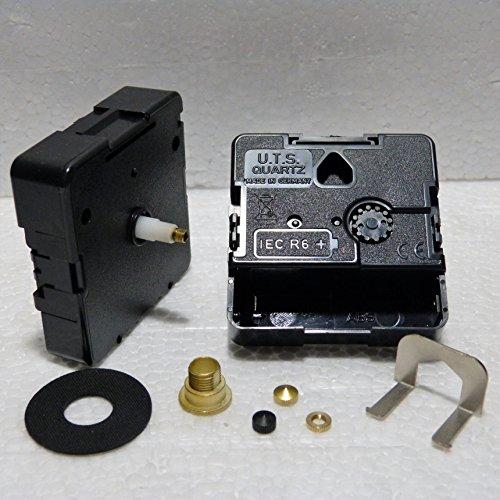 Gold Spade 80//55mm Quartz Clock Hands for Hermle Euroshaft Repair//Parts