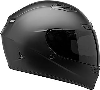 Bell Qualifier DLX Full-Face Helmet (Blackout Matte Black - 2X-Large)