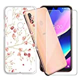 DYSu Transparent Soft TPU Silicone Protective Cover Case