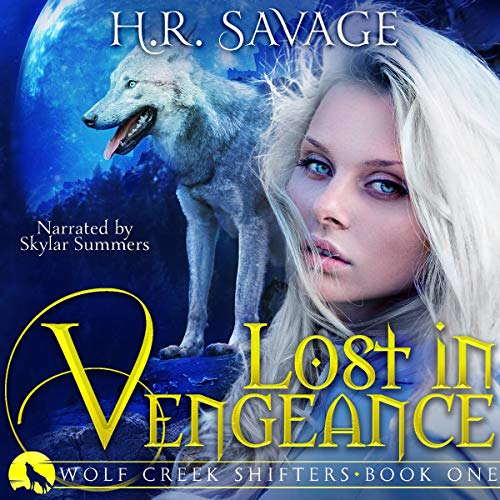 Lost in Vengeance cover art