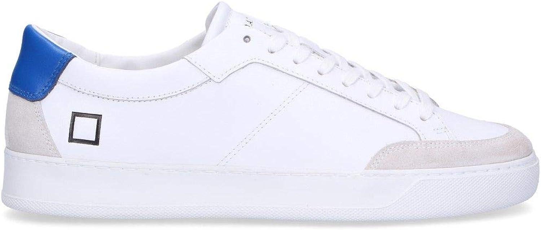 D.a.t.e. Herren M301UJET Weiss Leder Leder Leder Sneakers B07NPY5JYS  55f6ff