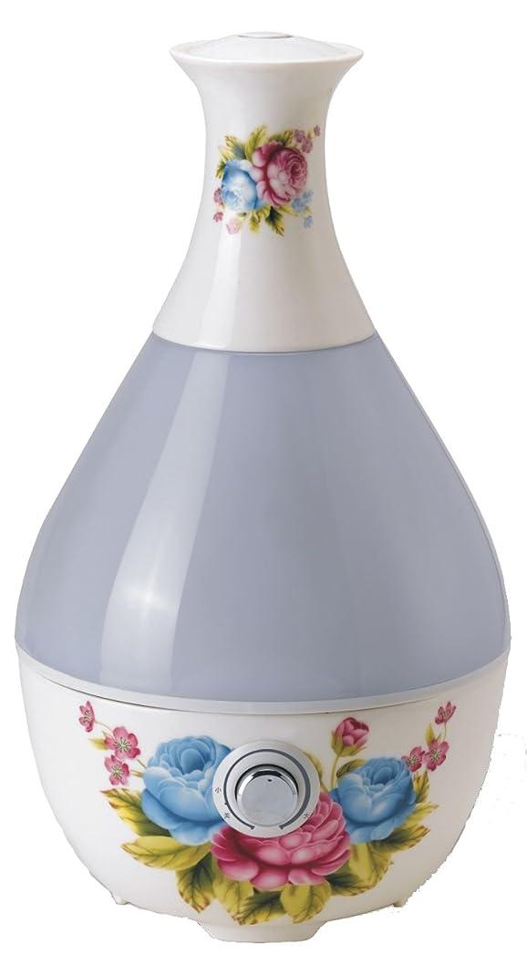 早く知り合いスピン器具が大容量超音波セラミック加湿器Aroma Diffuser装飾花瓶形状12035?12035?。