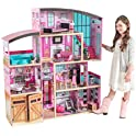 KidKraft Shimmer Mansion Dollhouse