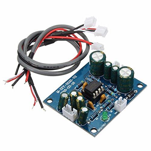 Bluelover Ne5532 Op Amp Hifi voorversterker signaalversterker board voor Bluetooth Pre-Amp