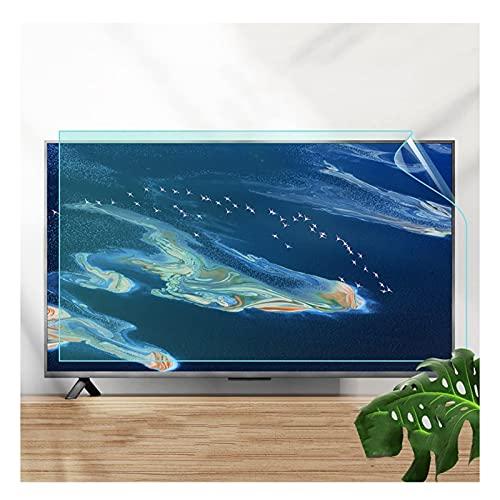 AMDHZ per Schermo Monitor da 32-75 Pollici, Proteggi Schermo TV Antiriflesso, Prevenire la riflessione delle finestre, Occhio Anti Luce Blu (Color : Matte Version, Size : 58 inch 1269X721mm)