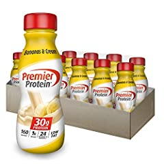 Packaged in a new 11.5oz bottle, each shake contains 30g of protein with all the essential amino acids, 160 calories, 1g sugar, low fat, 24 vitamins and minerals, 5g carbs Recipient of the American master of taste Gold Medal for superior tasting read...