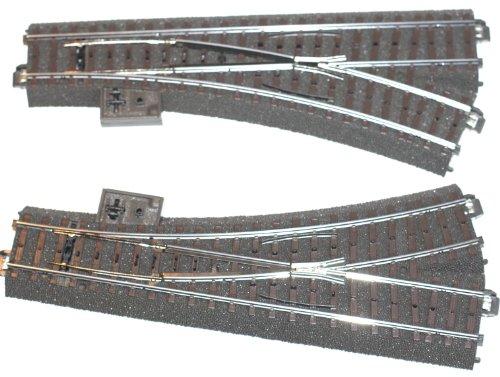 Märklin C-Gleis Weichen 24611 und 24612 aus Startset