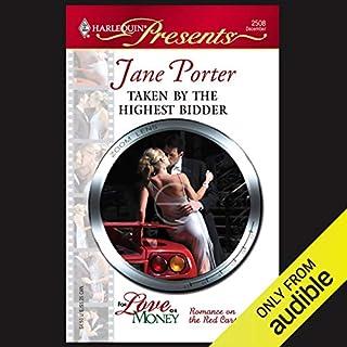 Taken by the Highest Bidder audiobook cover art