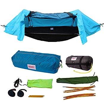 Legacy Premium Food Storage Camping Hammock Tent