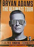Poster Bryan Adams – Ultimate Tour – 40 x 60 cm