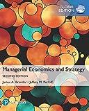 Managerial Economics and Strategy, Global Edition [Paperback] [Dec 27, 2017] Jeffrey M. Perloff (author), James A. Brander (author)
